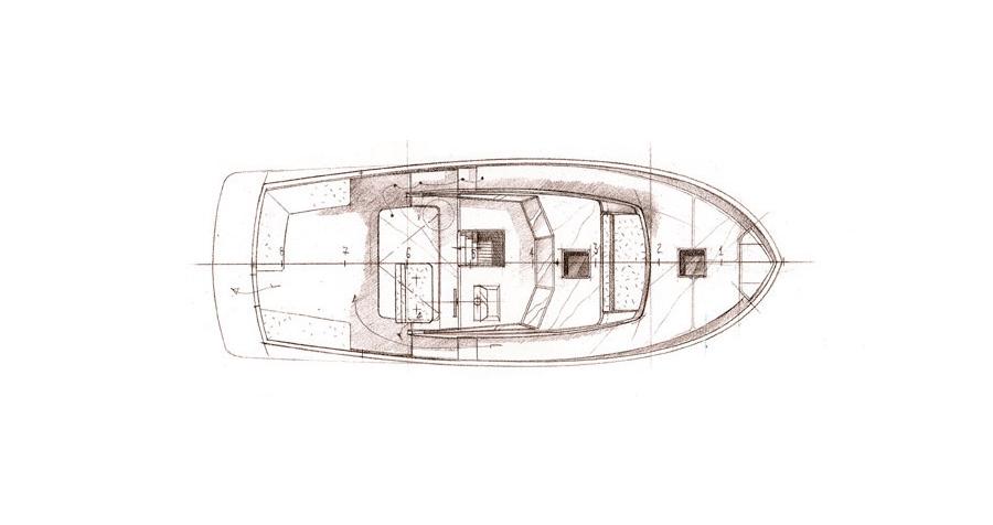 rhea marine 850 open