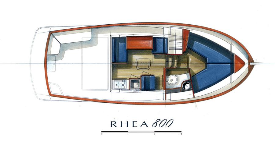 PLAN RHEA 800 TIMONIER