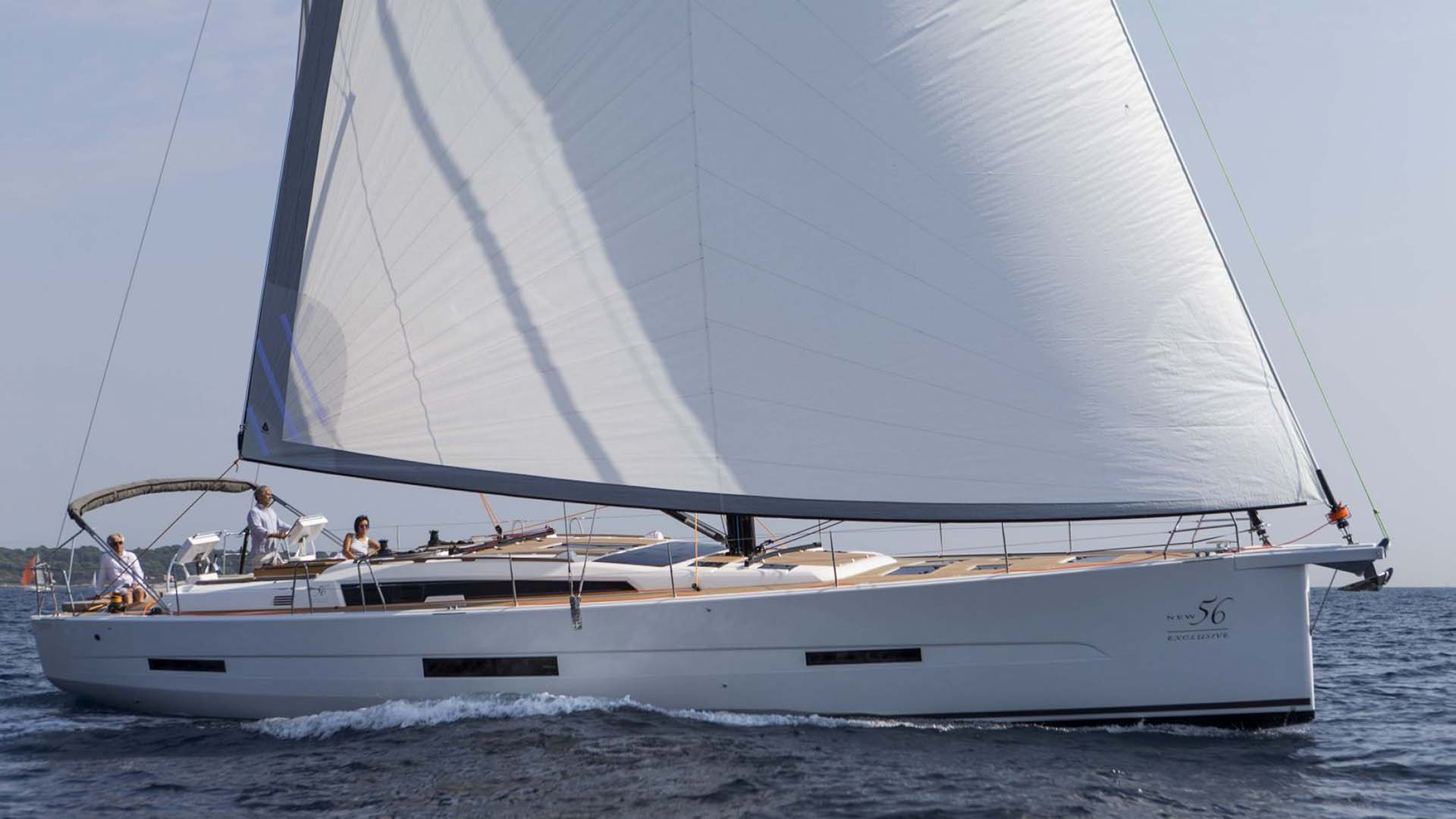 Dufour 56 Exclusive Master Azurboats