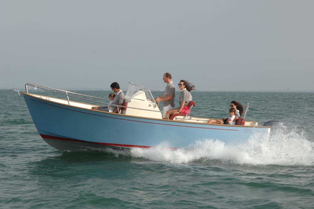rhea marine 23 open