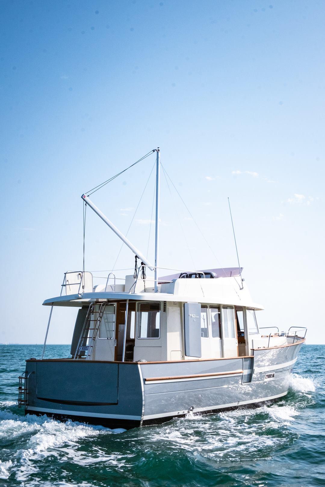 Rhéa Marine Trawler 34
